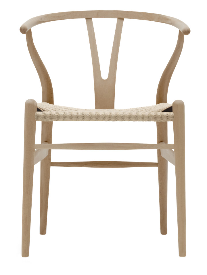 Wishbone Chair Beech Oil Natural
