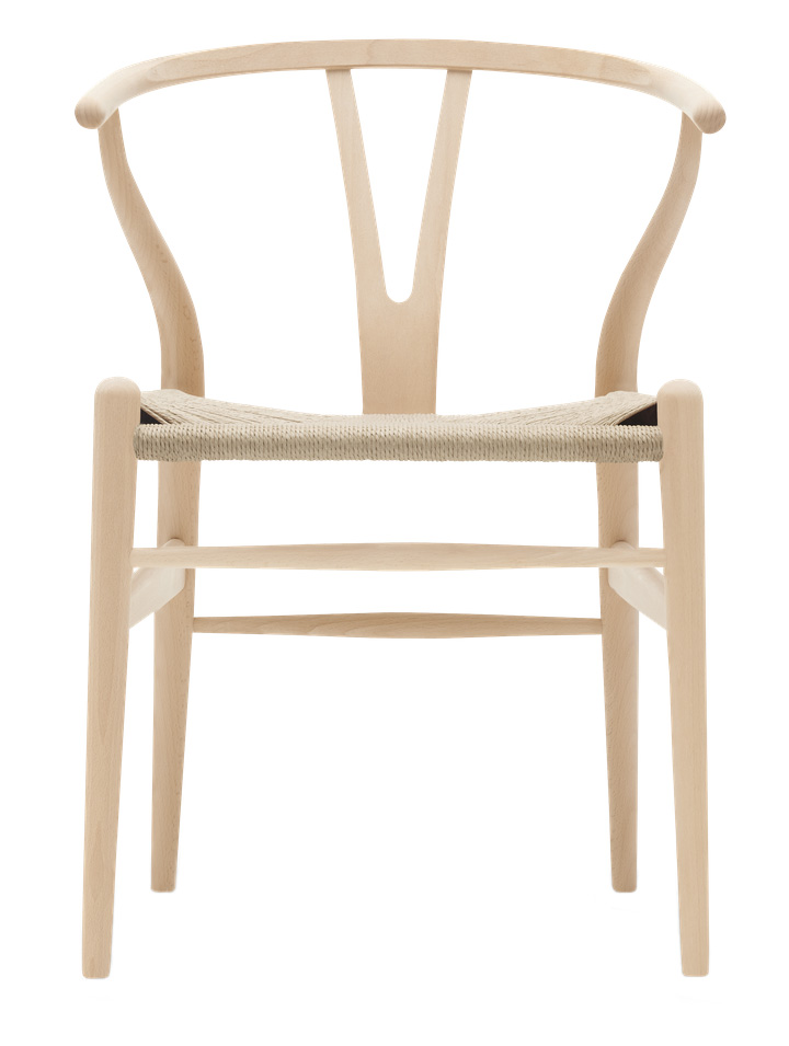 Wishbone Chair Beech Soap Natural