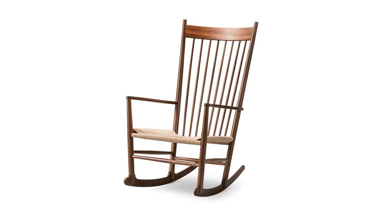 Wegner J16 Rocking Chair Model 16000