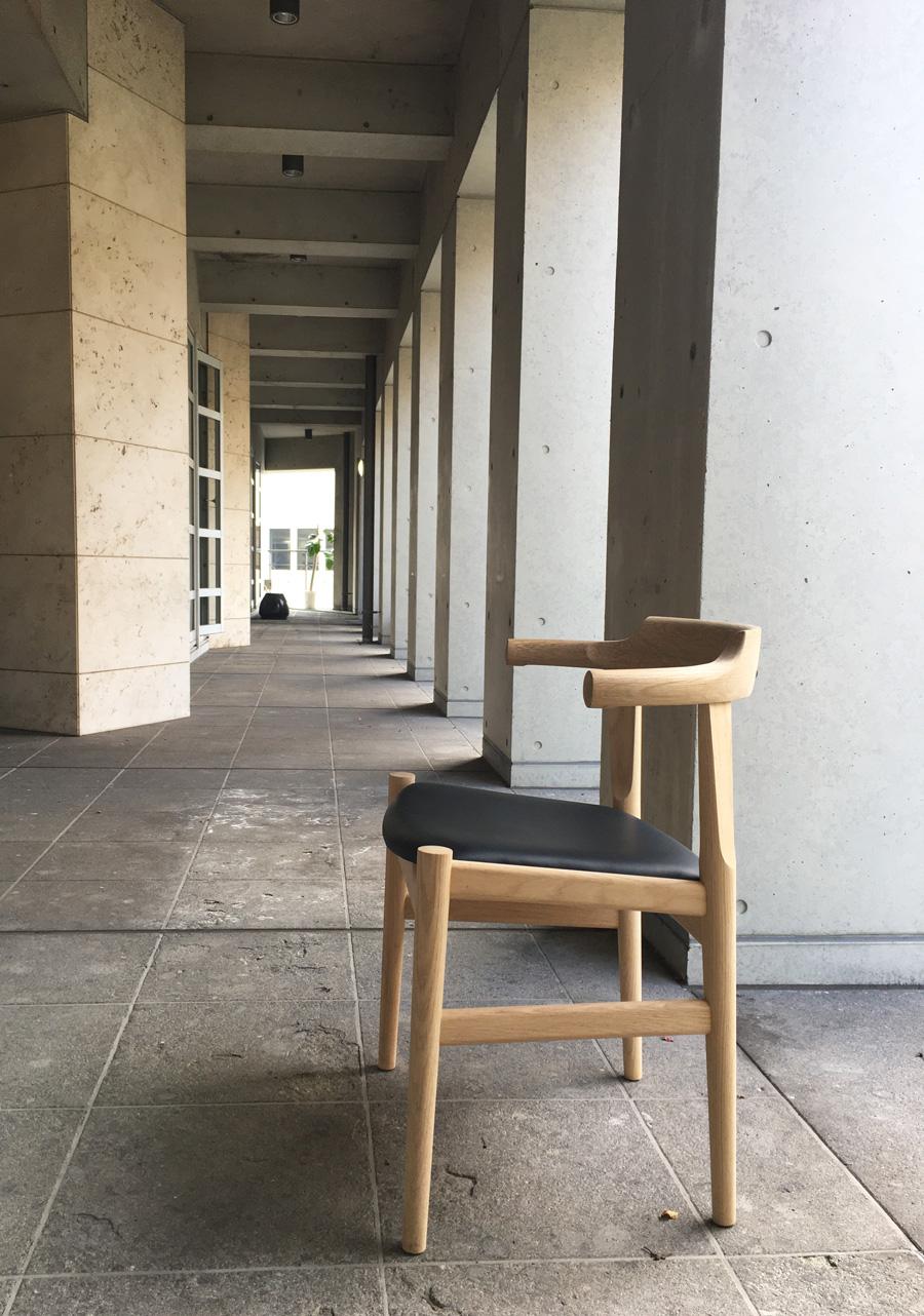 PP Møbler - PP58 (Photo at Tokyo Design Center) 2