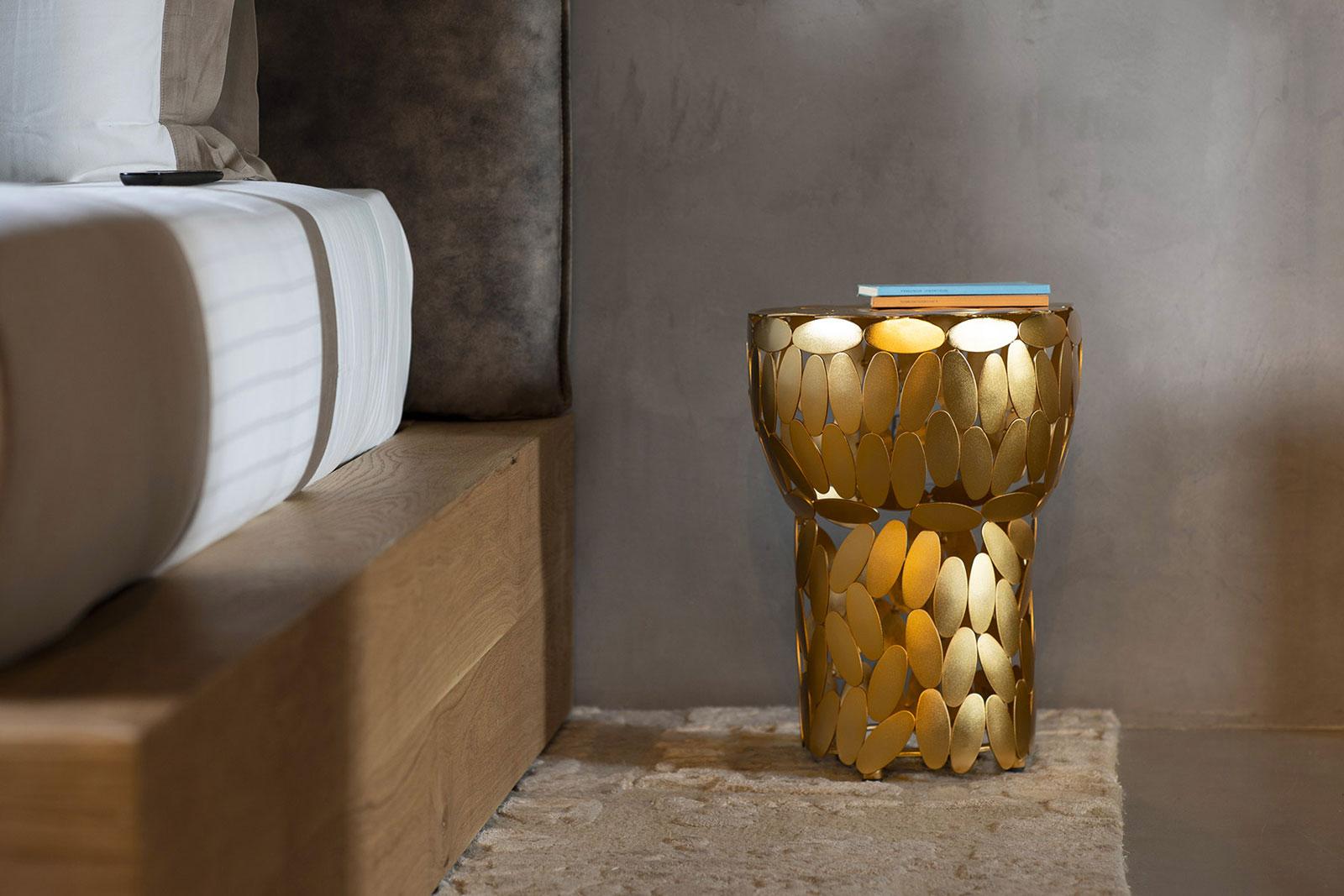 OPINION CIATTI - Foliae collection gold stool
