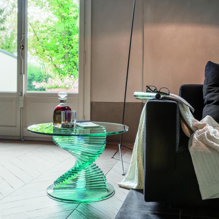 Tonin CASA - Ariel Clear Glass