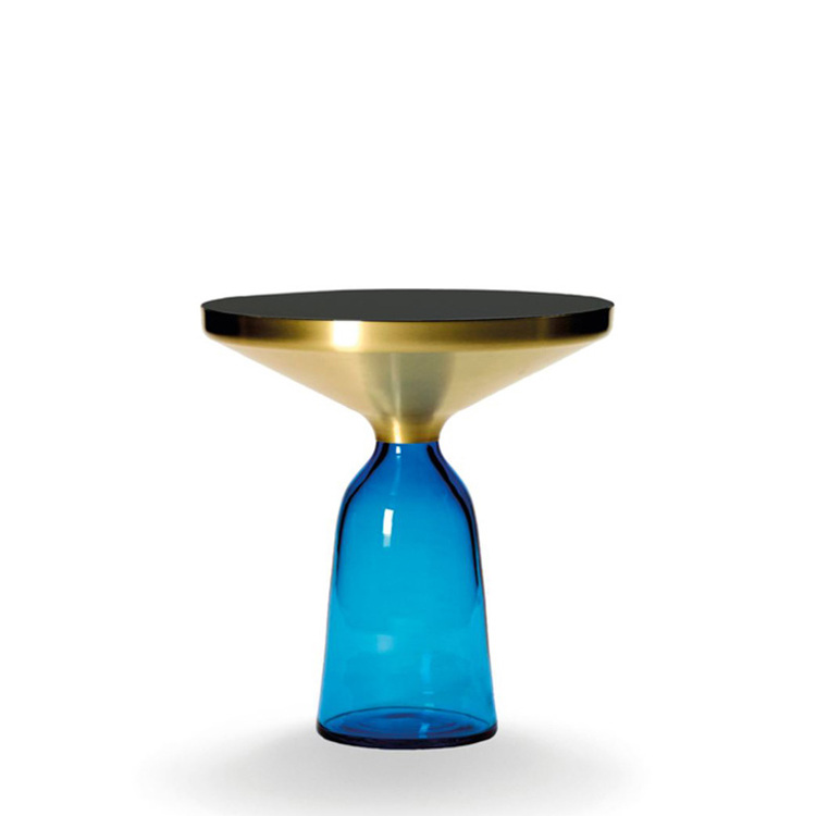 ClassiCon - Bell Side Table Solid brass frame
