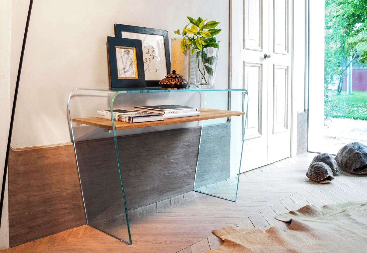 Tonin CASA - Altamura Extra-Clear Glass